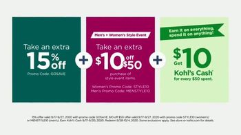 Kohl's Fall Style Event TV Spot, 'More This Fall: Nine West, Flannel and Koolaburra' - Thumbnail 6