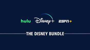 Disney+, Hulu and ESPN+ Bundle TV Spot, 'Discover More' Song by Lady Bri - Thumbnail 3