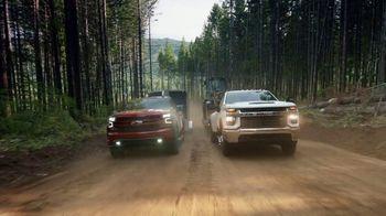 2020 Chevrolet Silverado TV Spot, 'Solo los Silverados compiten con los Silverados' [Spanish] [T2] - Thumbnail 1