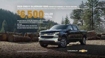 2020 Chevrolet Silverado TV Spot, 'Solo los Silverados compiten con los Silverados' [Spanish] [T2] - Thumbnail 7