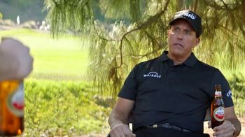 Amstel Light TV Spot, 'In the Rough: Make Friends' Featuring Phil Mickelson - Thumbnail 4