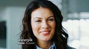 Waterpik Sonic-Fusion TV Spot, 'Sonrisa saludable' [Spanish] - Thumbnail 1