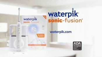 Waterpik Sonic-Fusion TV Spot, 'Sonrisa saludable' [Spanish] - Thumbnail 8