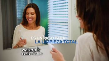 Waterpik Sonic-Fusion TV Spot, 'Sonrisa saludable' [Spanish] - Thumbnail 7