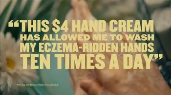 Gold Bond Eczema Relief Hand Cream TV Spot 'Hand Washing'