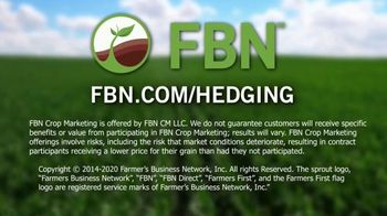 Farmer's Business Network Hedging Handbook TV Spot, 'Core Mission' - Thumbnail 9
