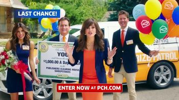 Publishers Clearing House TV Spot, \'Last Chance\' Featuring Marie Osmond