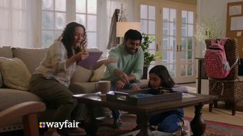 Wayfair Way Day TV Spot, '2020 Preview: Furniture, Rugs and Appliances' - Thumbnail 1