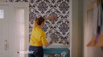 Wayfair Way Day TV Spot, '2020 Preview: Furniture, Rugs and Appliances' - Thumbnail 3