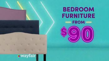 Wayfair Way Day TV Spot, '2020 Preview: Furniture, Rugs and Appliances' - Thumbnail 4