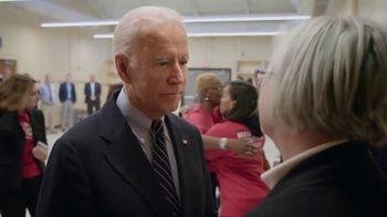 Biden for President TV Spot, 'Anthony' - Thumbnail 7