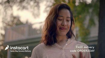 Instacart TV Spot, 'Intergalactic Travel: Free Delivery'