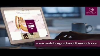 Malabar Gold & Diamonds TV Spot, 'Online Showroom Experience' - Thumbnail 3