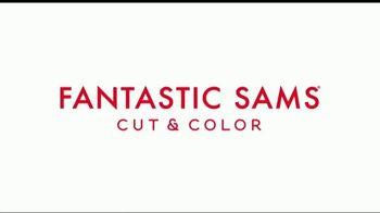 Fantastic Sams Cut & Color TV Spot, 'We're Back' - Thumbnail 8