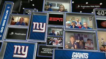 Postmates TV Spot, 'MNF: Fan Feeds' - Thumbnail 4