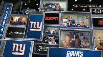 Postmates TV Spot, 'MNF: Fan Feeds' - Thumbnail 5