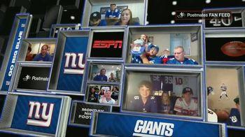Postmates TV Spot, 'MNF: Fan Feeds' - Thumbnail 8