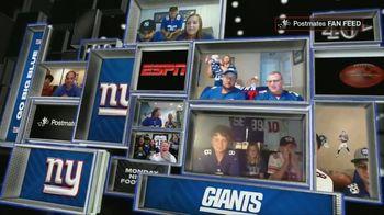 Postmates TV Spot, 'MNF: Fan Feeds' - Thumbnail 9