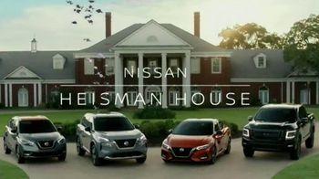 Nissan TV Spot, 'It's Heisman Time' Feat. Lamar Jackson, Tim Tebow, Kyler Murray, Song by Loverboy [T1] - Thumbnail 1