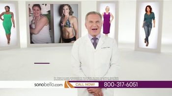 Sono Bello TV Spot, 'Stubborn Belly Fat: Employee Only Pricing' - Thumbnail 1