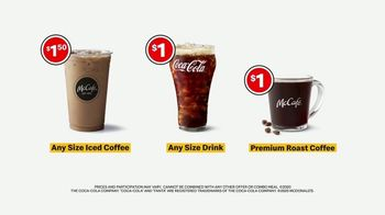 McDonald's TV Spot, 'Team Player: Iced Coffee for $1.50' - Thumbnail 5