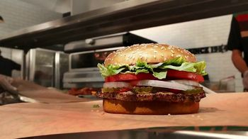 Burger King Whopper TV Spot, 'Real Whopper: Free Delivery' - Thumbnail 6
