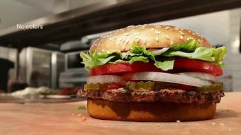 Burger King Whopper TV Spot, 'Real Whopper: Free Delivery' - Thumbnail 7