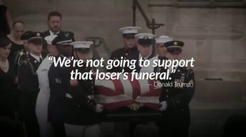 MeidasTouch TV Spot, 'Draft Dodger Don: Trump Hates Our Troops' - Thumbnail 8