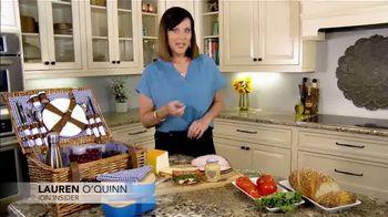 Grey Poupon Dijon Mustard TV Spot, 'Ion Television: Picnic' Featuring Lauren O'Quinn - Thumbnail 2