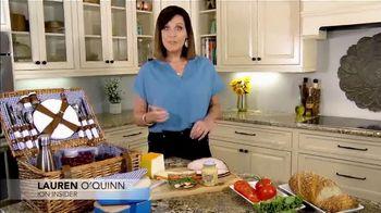 Grey Poupon Dijon Mustard TV Spot, 'Ion Television: Picnic' Featuring Lauren O'Quinn - Thumbnail 3