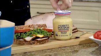Grey Poupon Dijon Mustard TV Spot, 'Ion Television: Picnic' Featuring Lauren O'Quinn - Thumbnail 5