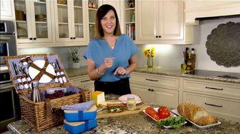Grey Poupon Dijon Mustard TV Spot, 'Ion Television: Picnic' Featuring Lauren O'Quinn