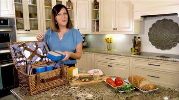 Grey Poupon Dijon Mustard TV Spot, 'Ion Television: Picnic' Featuring Lauren O'Quinn - Thumbnail 9
