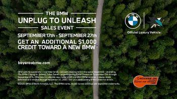 BMW Unplug to Unleash Sales Event TV Spot, 'Plug-in Hybrid Electric Vehicle Fleet' [T2] - Thumbnail 8