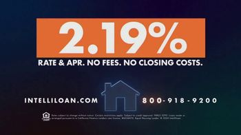 Intelliloan TV Spot, 'Home Loan: 2.19% Fixed APR'