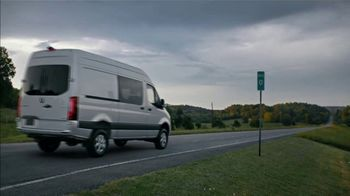 Mercedes-Benz TV Spot, \'The Extra Mile\' [T1]