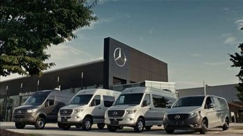 Mercedes-Benz TV Spot, 'The Extra Mile' [T1] - Thumbnail 10