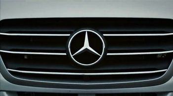 Mercedes-Benz TV Spot, 'The Extra Mile' [T1] - Thumbnail 8
