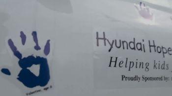 Hyundai Hope on Wheels TV Spot, 'Child Cancer Awareness Month: Donations' - Thumbnail 6