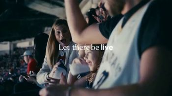 SeatGeek TV Spot, 'Let There Be Live' Song by Dominic Glover - Thumbnail 9