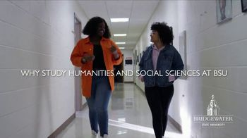 Bridgewater State University TV Spot, 'Mentorship in the Humanities at BSU' - Thumbnail 2