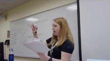 Bridgewater State University TV Spot, 'Mentorship in the Humanities at BSU' - Thumbnail 7
