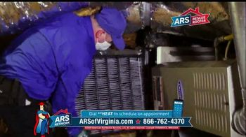 ARS Rescue Rooter TV Spot, '$59 HVAC Tune-Up: Prepared for the Winter'