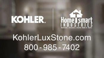 Kohler LuxStone Shower TV Spot, 'Spa-Like Retreat' - Thumbnail 8
