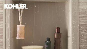 Kohler LuxStone Shower TV Spot, 'Spa-Like Retreat' - Thumbnail 3