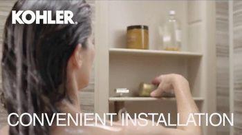 Kohler LuxStone Shower TV Spot, 'Spa-Like Retreat' - Thumbnail 4
