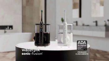 Waterpik Sonic-Fusion TV Spot, 'Grandes noticias' [Spanish]