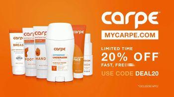 Carpe TV Spot, 'Life Changing: 20% Off' - Thumbnail 9