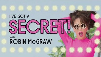 I've Got A Secret! With Robin McGraw TV Spot, 'The Secret to Mental Resilience with Evy Poumpouras!' - Thumbnail 9