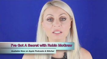 I've Got A Secret! With Robin McGraw TV Spot, 'The Secret to Mental Resilience with Evy Poumpouras!' - Thumbnail 5